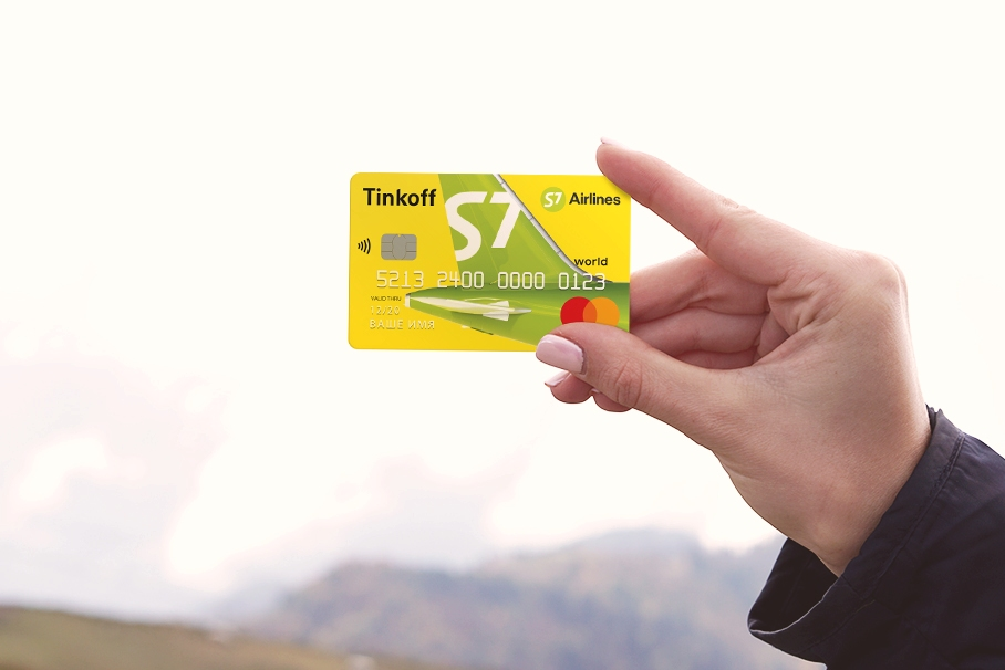 S7 Airlines и Тинькофф Банк